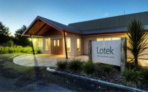 Lotek New Zealand Office